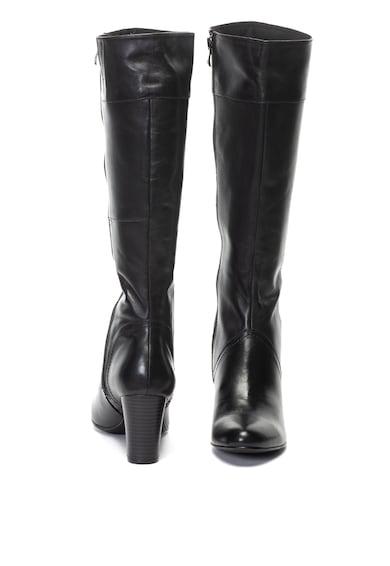 Caprice Cizme de piele lungi pana la genunchi Femei