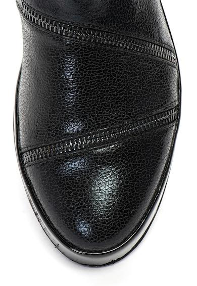 Guess Боти Leather от еко кожа Жени