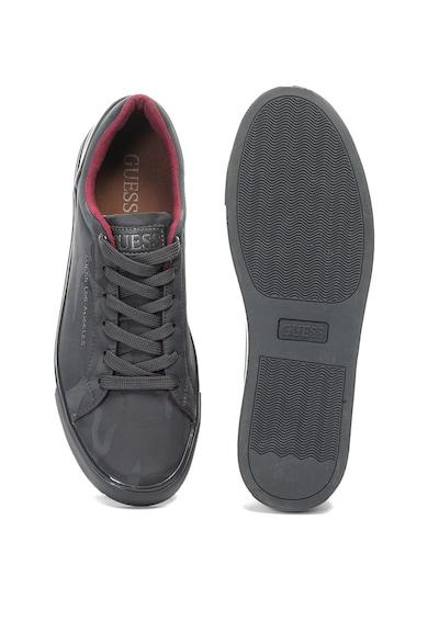 Guess Pantofi sport cu model camuflaj Barbati