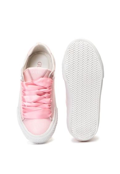 Guess Bőrcipő szalagokkal Lány