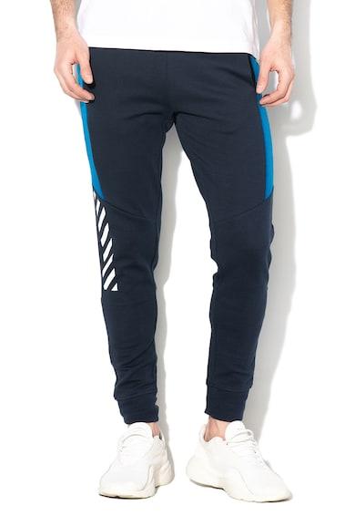 Jack&Jones Pantaloni sport cu banda elastica in talie pe partea din spateVertical Barbati