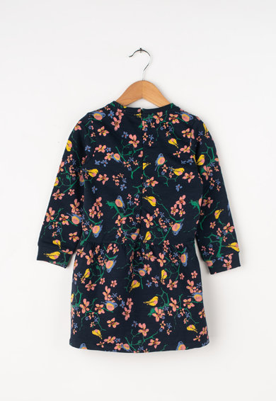 NAME IT Madármintás bővülő ruha Lány