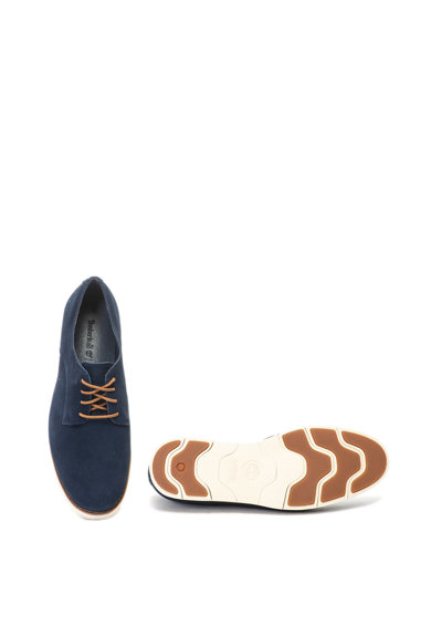 Timberland Pantofi derby de piele intoarsa Lakeville OX Femei