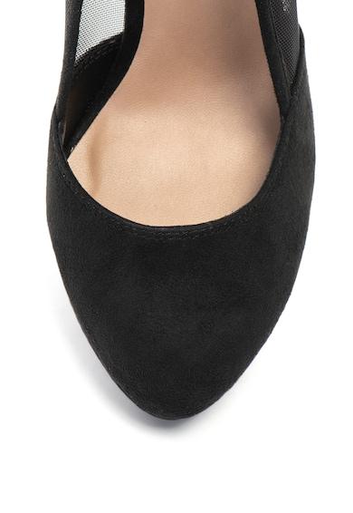 Call It Spring Agrilassa nyersbőr hatású cipő hálós oldalpanelekkel női