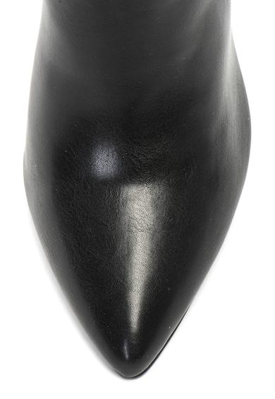 Call It Spring Cizme lungi peste genunchi, de piele ecologica Femei