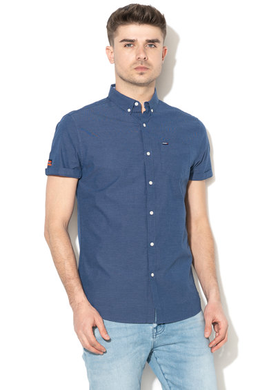 SUPERDRY Camasa Oxford regular fit University Barbati