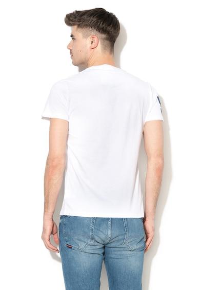 SUPERDRY Tricou cu imprimeu logo Premium Barbati