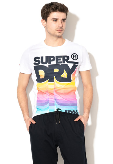 82940539e7 Retro logómintás póló - SUPERDRY (SD0APM10994AT0000000-01C)