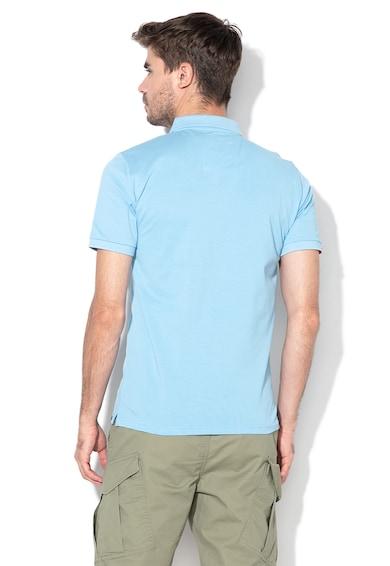 SUPERDRY Тениска от пике с яка Мъже