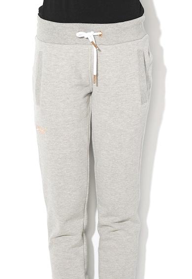 SUPERDRY Pantaloni sport cu snur Elite Femei
