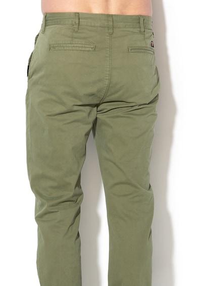 SUPERDRY Pantaloni chino slim fit International Barbati