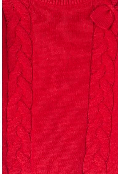 Z Kids Плетен пуловер с панделка Момичета