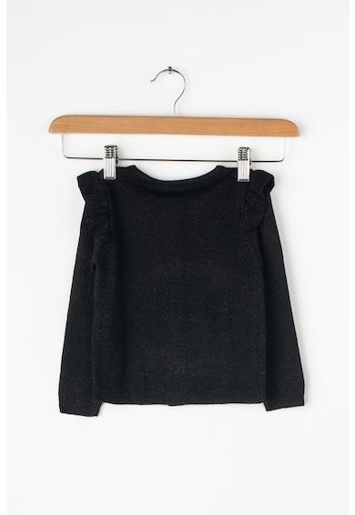 Z Kids Cardigan din tricot fin cu insertii de fir stralucitor Fete