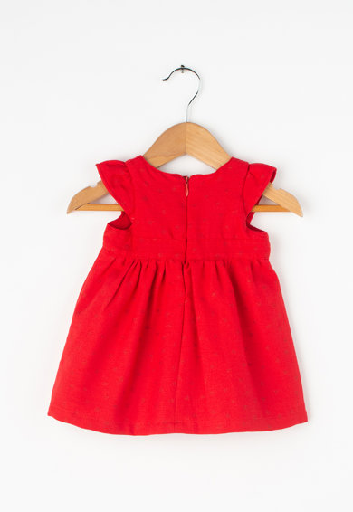 Z Kids Bővülő ruha csillámos csillagmintával Lány