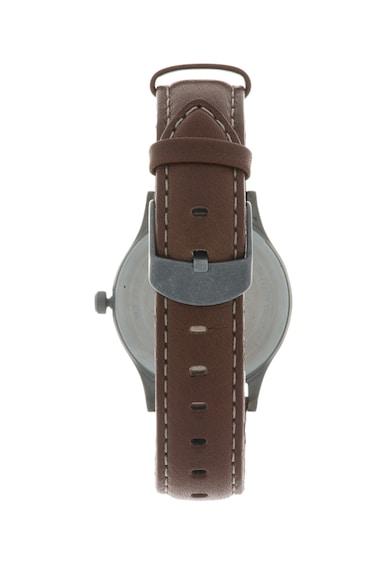 Timex Часовник с кожена каишка Мъже