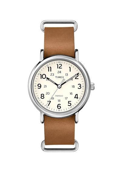 Timex Bőrszíjas karóra férfi