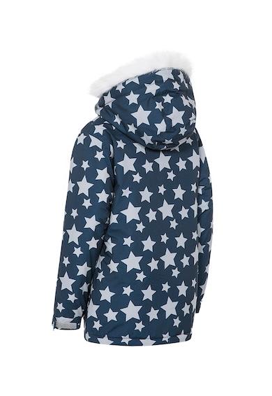Trespass Tillie vízálló csillagmintás téli dzseki Lány