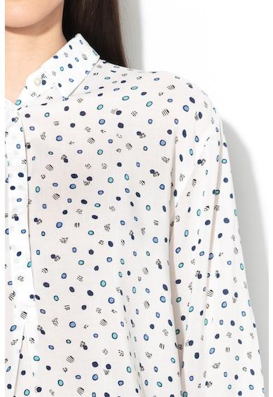 EDC by Esprit Laza mintás felső női