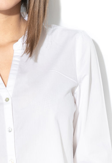 EDC by Esprit Bluza cu nasturi si terminatie asimetrica Femei