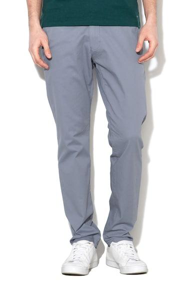 Esprit Pantaloni chino slim fit cu o curea Barbati