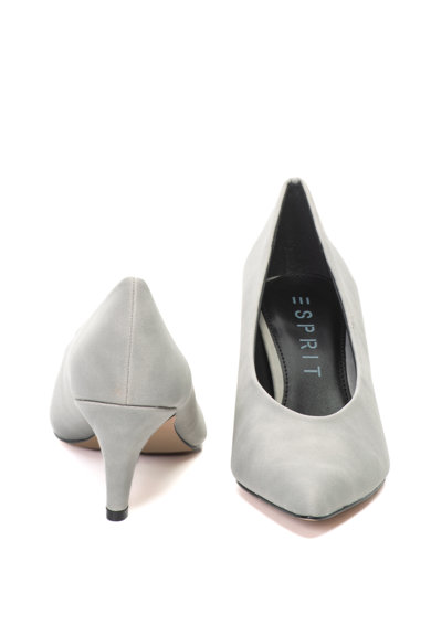Esprit Обувки от еко кожа с остър връх Жени