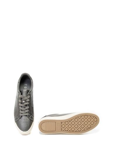 Esprit Спортни обувки от еко кожа с лого Жени