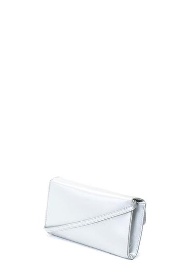 EDC by Esprit Geanta cu bareta pentru umar, cu aspect metalic Femei