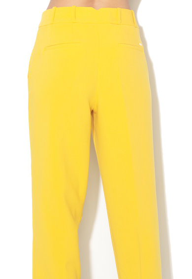 Esprit Pantaloni conici cu talie inalta Femei