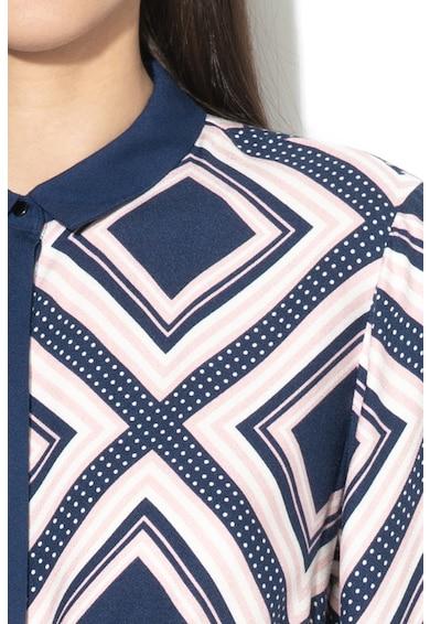 Esprit Rochie dreapta cu imprimeu geometric Femei