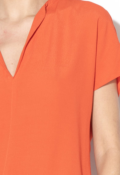 Esprit Bluza vaporoasa cu decolteu in V Femei
