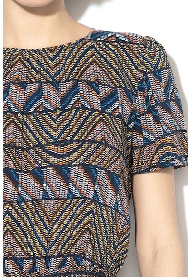 EDC by Esprit Rochie evazata cu imprimeu geometric Femei