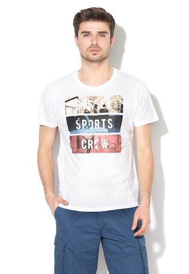 EDC by Esprit Mintás regular fit póló férfi