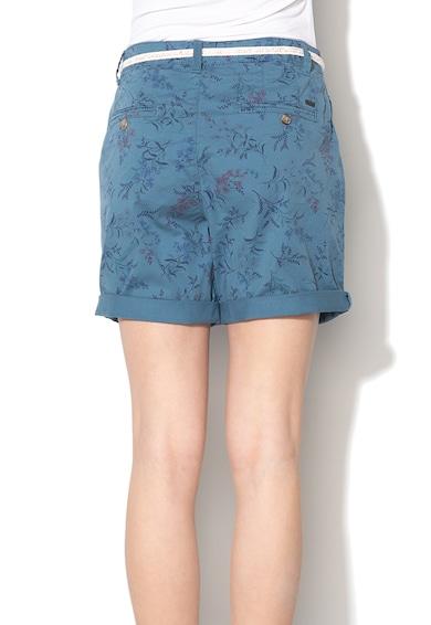 Esprit Pantaloni chino scurti cu o curea in talie 2 Femei