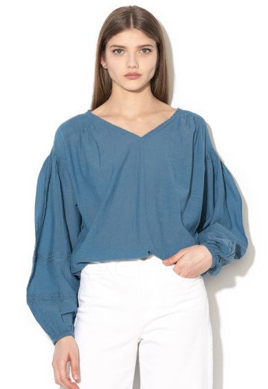 3bb589bd346 Блуза с бухнали ръкави - Esprit (039EE1F019-420)