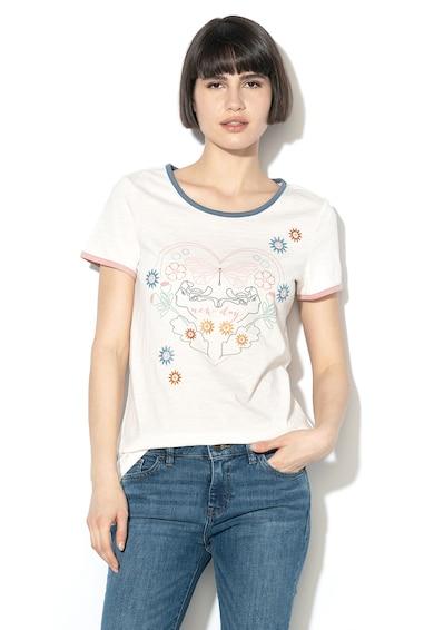 Esprit Mintás póló női