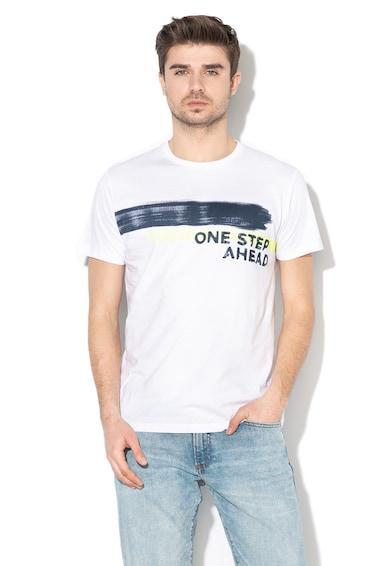 Esprit Mintás regular fit póló 87 férfi