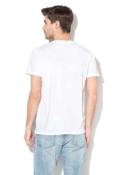 Esprit Mintás regular fit póló férfi