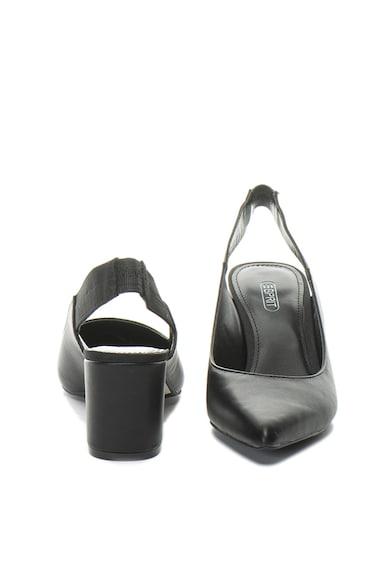 Esprit Pantofi slingback de piele ecologica Femei