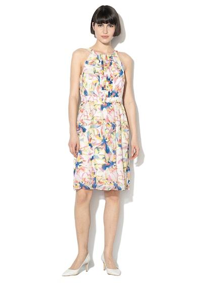 Esprit Rochie evazata cu model floral Femei