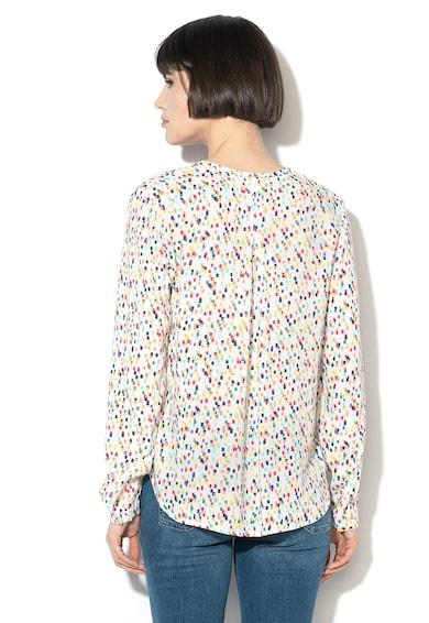 Esprit Bluza cu imprimeu geometric Femei