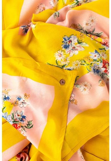 EDC by Esprit Esarfa cu model floral Femei