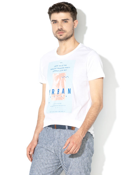 EDC by Esprit Tricou regular fit cu imprime 11u Barbati