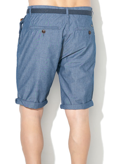 Esprit Bermude chino relaxed slim fit din chambray Barbati
