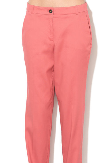 Esprit EDC by  Pantaloni conici din lyocell Femei