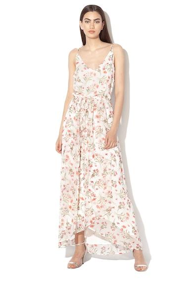 Esprit Rochie evazata cu model floral F Femei