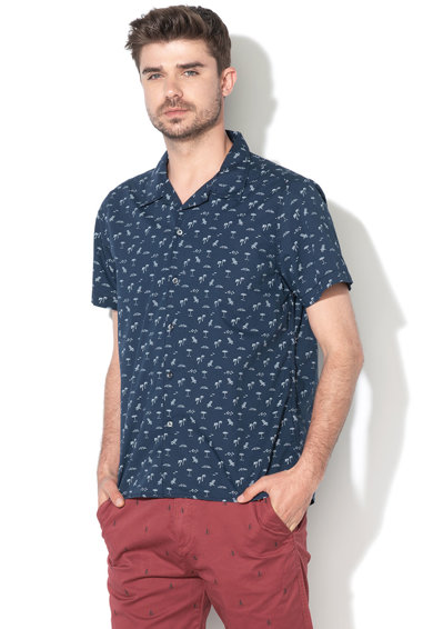 EDC by Esprit Camasa regular fit cu imprimeu Barbati