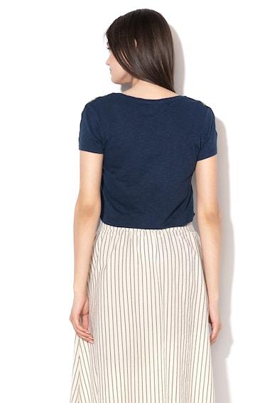 Esprit Tricou cu garnitura cu model etnic Femei