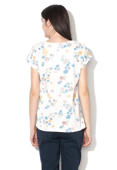 Esprit Tricou lejer cu imprimeu floral Femei