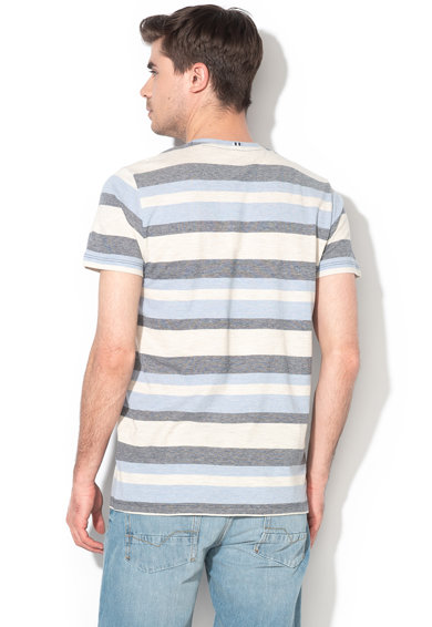 Esprit Tricou regular fit cu model in dungi Barbati