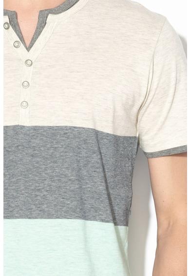Esprit Tricou regular fit cu model in dungi Barbati